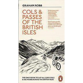 Cols And Passes Of The British Isles-Books & Maps