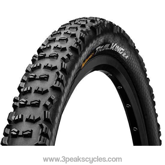 "Continental Trail King 27.5 X 2.4"" Puregrip-MTB Tyres"