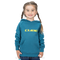 Cube Junior Organic Hoodie-Kids Clothing