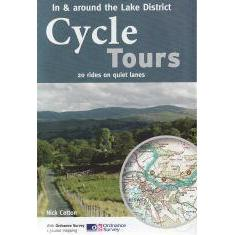 Cycle Tours In And Around The Lakes District-Books & Maps