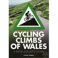 Cycling Climbs Of Wales-Books & Maps
