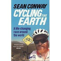Cycling The Earth - Sean Conway-Books & Maps