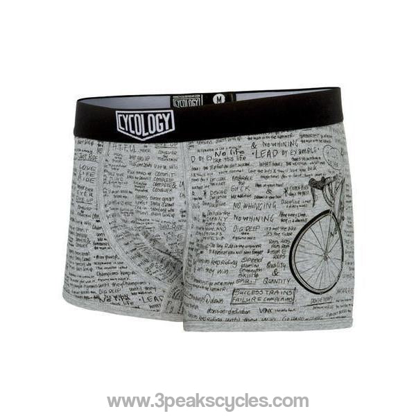 Cycology Cognitive Therapy Mens Boxers-Underwear