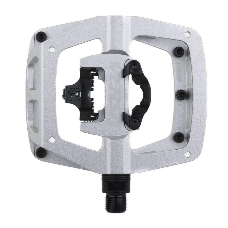 DMR Versa Single Sided SPD / Flat Pedals-Pedals