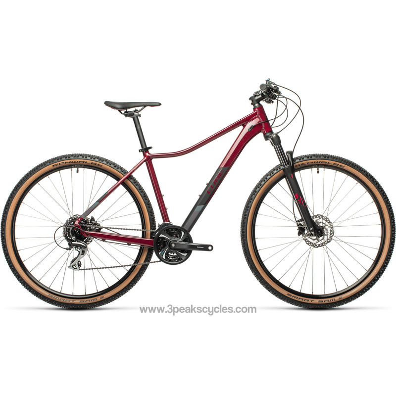 *DUE APRIL* Cube Access Womens EXC (2021)-Mountain Bikes