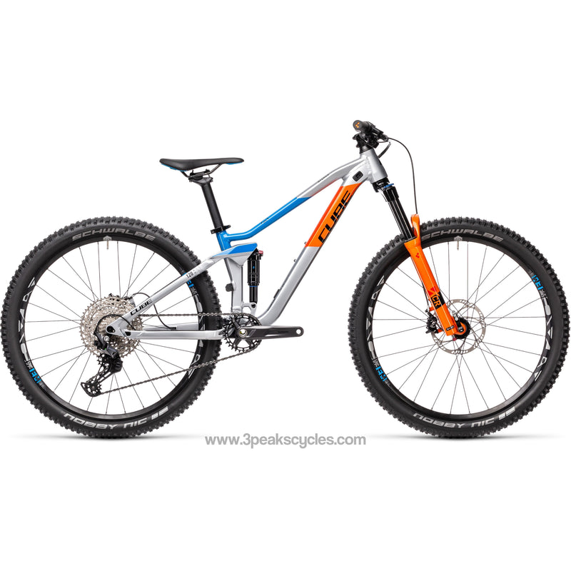 *DUE DECEMBER* Cube Stereo 120 Rookie (2021)-Kids Bikes