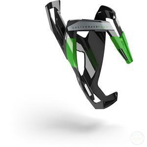 Elite Custom Race Plus Resin Cage Black / Green-Bottle Cages