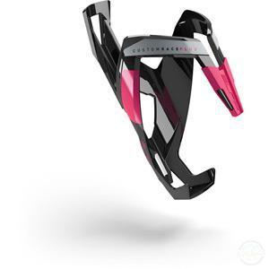 Elite Custom Race Plus Resin Cage Black / Pink-Bottle Cages