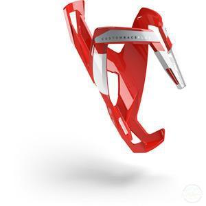 Elite Custom Race Plus Resin Cage Red / White-Bottle Cages