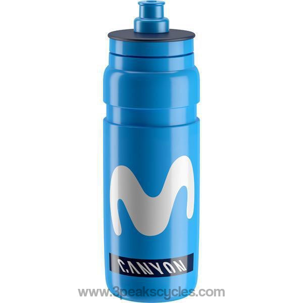 Elite Fly Movistar 2019, 750Ml Bottle-Bottles