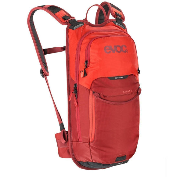 Evoc Stage 6L Performance Backpack-Backpacks & Hydration-Evoc-3 Peaks Cycles Bike Shop & Cafe