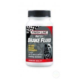 Finish Line Dot 5.1 Brake Fluid 120 Ml-Cleaning & Lubrication