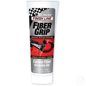 Finish Line - Fiber Grip Carbon Fiber Mounting Gel (50 Ml)-Cleaning & Lubrication