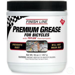 Finish Line Teflon Grease 1 Lb / 455 G Tub-Cleaning & Lubrication