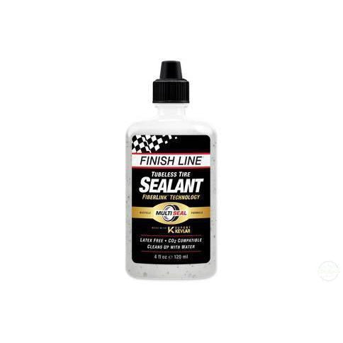 Finish Line Tubeless Tire Sealant - 4Oz-Cleaning & Lubrication