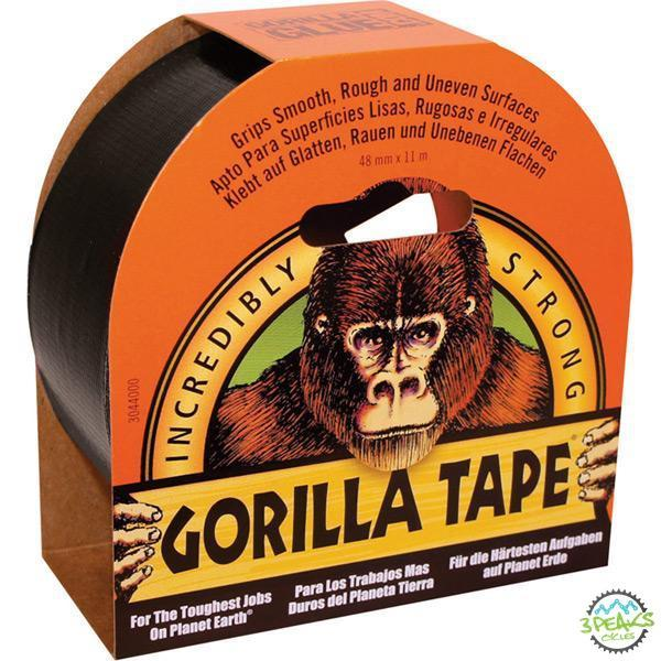 Gorilla Black Tape 11M X 48mm-Spares