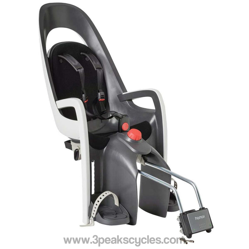 Hamax Caress Child Bike Seat-Child Seats