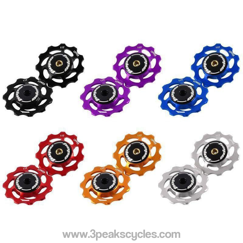 Hope Jockey Wheels-Spares