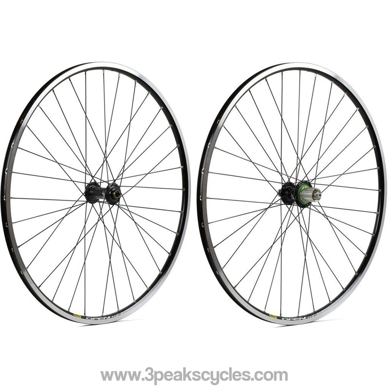 Hope RS4 Wheelset - Open Pro Rims-Wheels