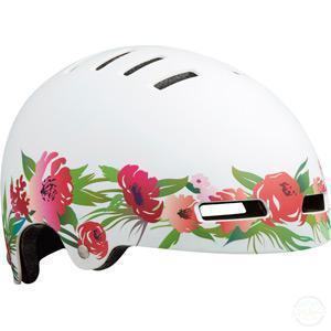 Lazer Street Junior Helmet - Flowers-Kids Helmets