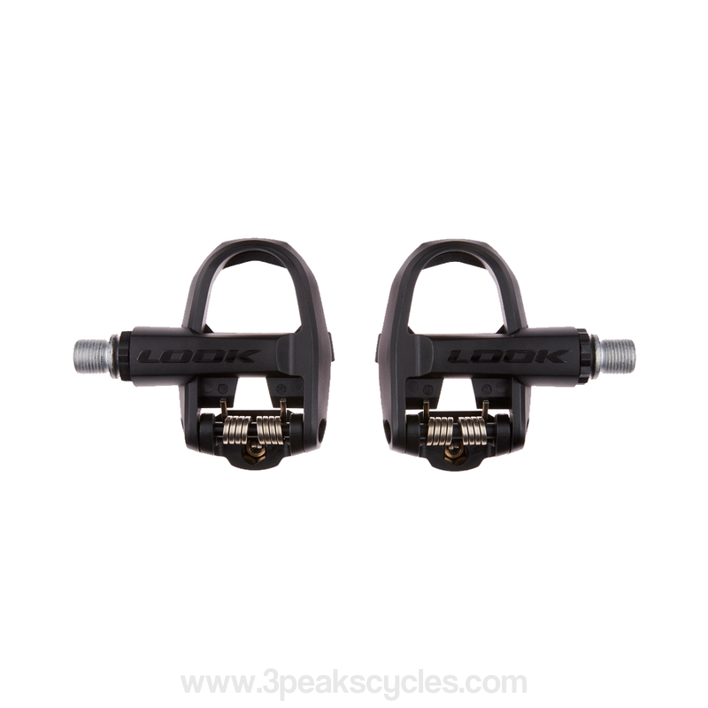LOOK KEO CLASSIC 3 PLUS WITH KEO GRIP CLEAT-Pedals