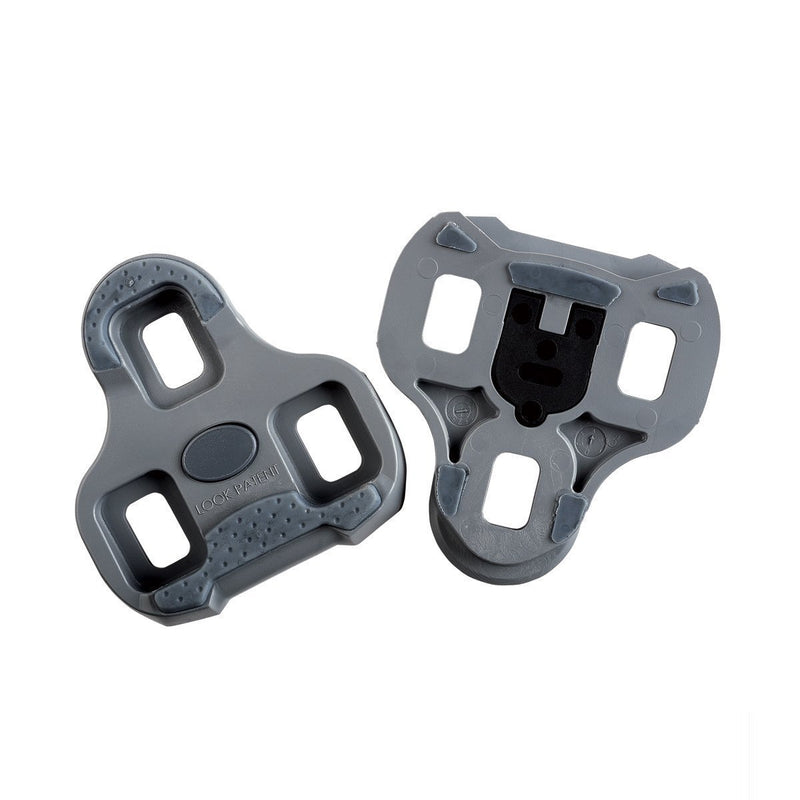Look Keo Cleat With Gripper 4.5 Degree: Grey-Pedal Cleats
