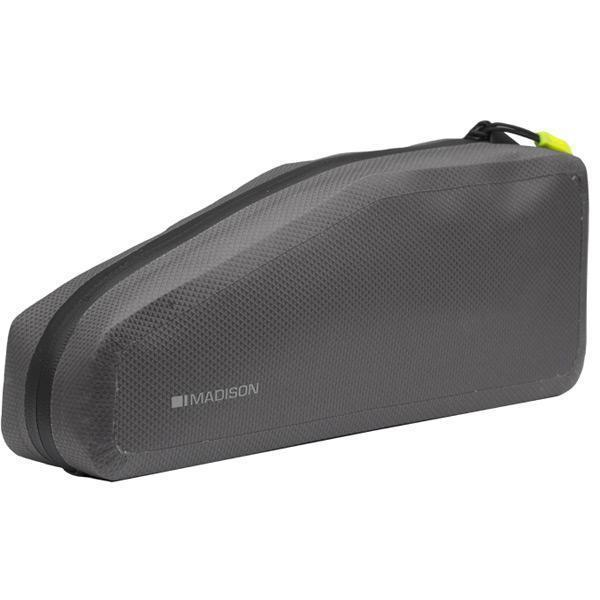 Madison Caribou Top Tube Bag, Welded Seams And Waterproof Zip-Bags