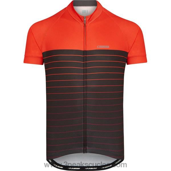 Madison Peloton Men's Short Sleeve Jersey-Jerseys