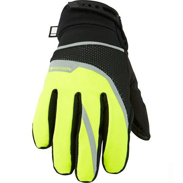 Madison Protec Youth Waterproof Gloves-Kids Clothing