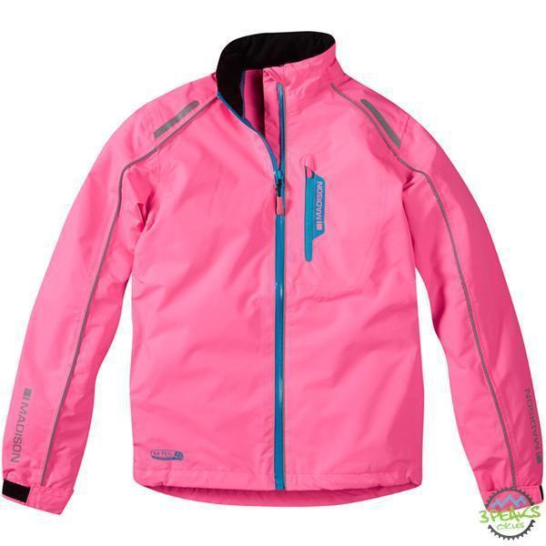 Madison Protec Youth Waterproof Jacket-Kids Clothing