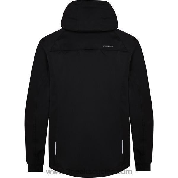 Madison Roam Men's Black Waterproof Jacket-Jackets