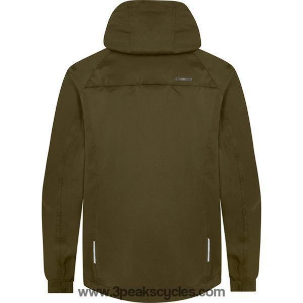 Madison Roam Men's Green Waterproof Jacket-Jackets