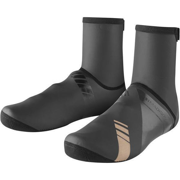 Madison Shield Neoprene Closed Sole Overshoes-Overshoes-Madison-Small-3 Peaks Cycles Bike Shop & Cafe