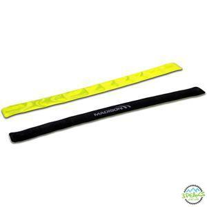 Madison Slapwrap Wrist Band (Pair)-Safety & Hi Vis