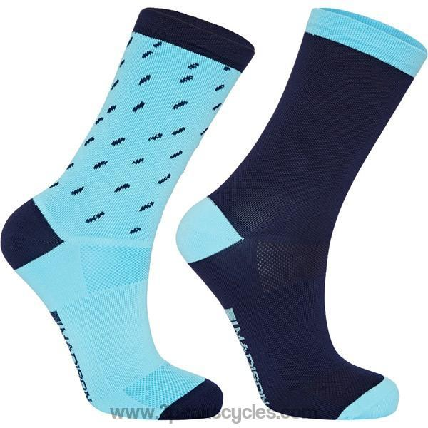 Madison Sportive Mid Socks (Twin Pack)-Socks
