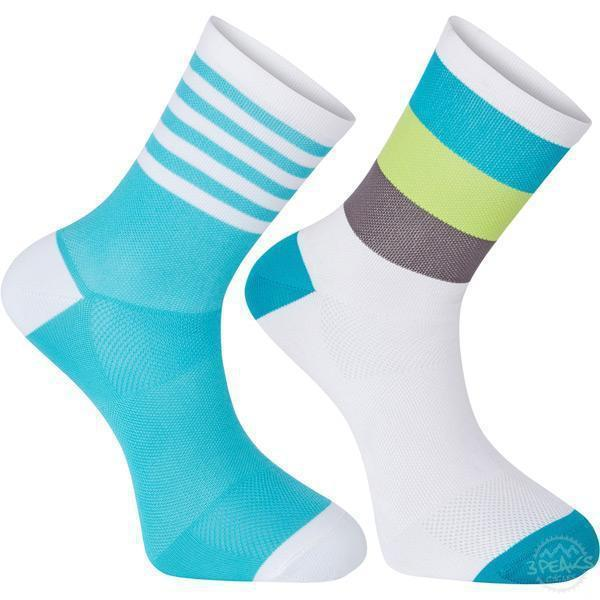Madison Sportive Mid Socks - Twin Pack-Socks