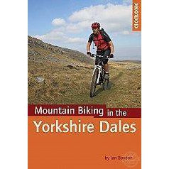 Mountain Biking in the Yorkshire Dales-Books & Maps-Cicerone-3 Peaks Cycles Bike Shop & Cafe