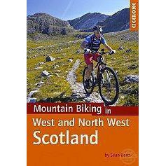 Mountain Biking In West And North West Scotland-Books & Maps