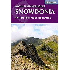 Mountain Walking: Snowdonia-Books & Maps