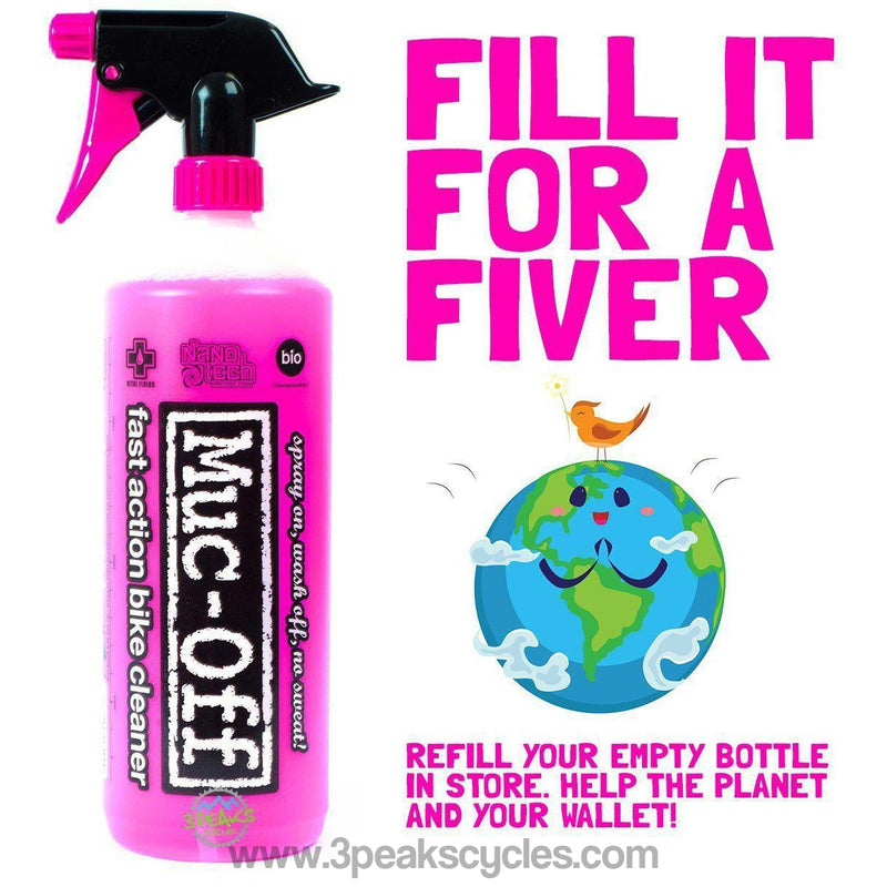 Muc-Off Cleaner Refill-Misc