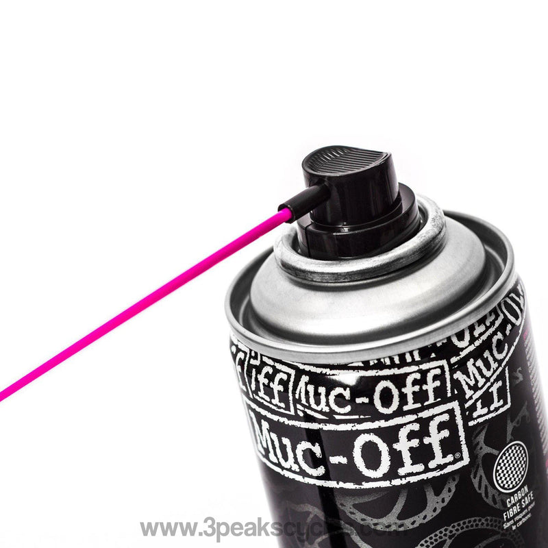 Muc-Off Disc Brake Cleaner-Cleaning & Lubrication