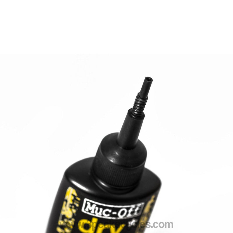 Muc-Off Dry Lube 120Ml-Cleaning & Lubrication