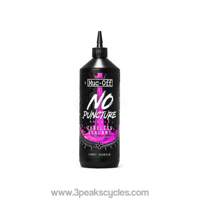 Muc-Off No Puncture Hassle - 1L-Tyre Sealant