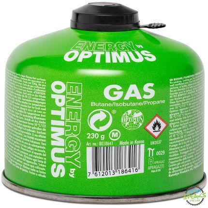 Optimus 220G Gas Canister (Screw Valve)-Cookware