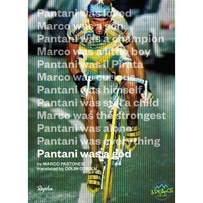 Pantani Was A God-Books & Maps