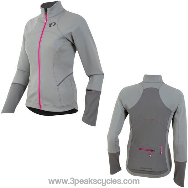 Pearl Izumi Women's ELITE Escape Softshell Jacket-Jackets
