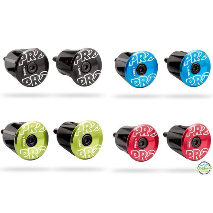 Pro Handlebar End Plugs-Grips/Bar Tapes