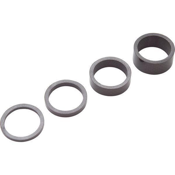 Pro Headset spacers, UD carbon, 3/ 5/ 10/ 15 mm, 1-1/4 inch-Headsets-Pro-3 Peaks Cycles Bike Shop & Cafe