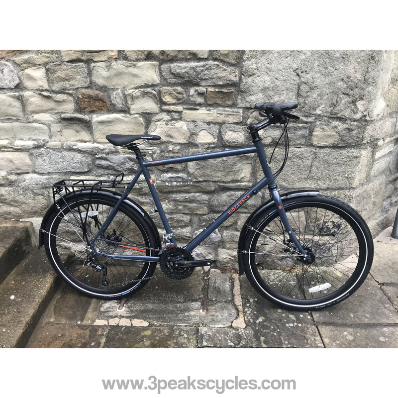 Ridgeback Expedition (2021)-Road Bikes