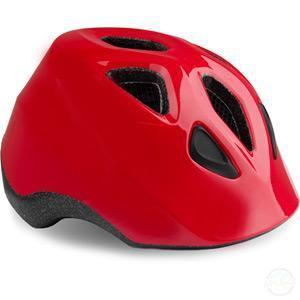 Scoot Helmet Gloss Flame Red, One Size-Kids Helmets